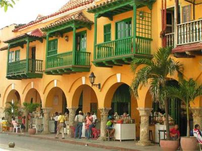 El Portal de los Dulces - Cartagena de Indias