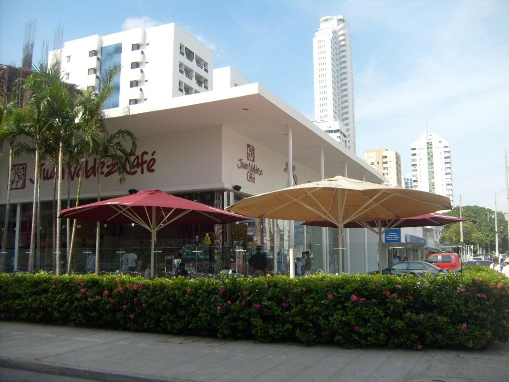 Restaurantes En Bocagrande, Cartagena