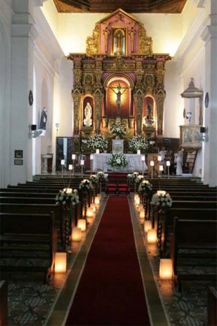 Bodas Juan Cereto Decoracion Floral De Ideas Para Decorar La Iglesia